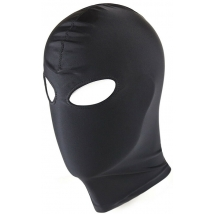 Masca 2-Hole Hood Negru Guilty Toys