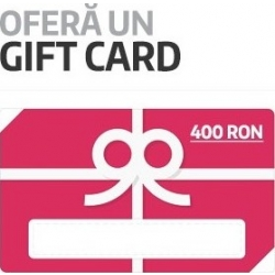 Gift Card 400 RON