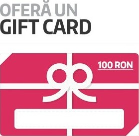 Gift Card 100 RON